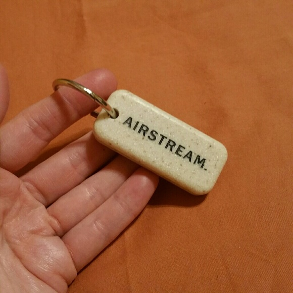 airstream Accessories - 3  12 Vintage airstream trailer key chain. abe609ae1a